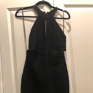 Guess ottoman stitch Mini Bandage Dress